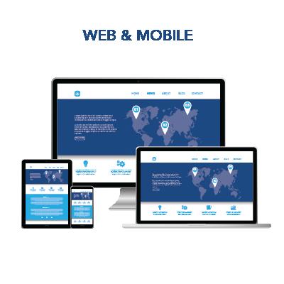 web et mobile